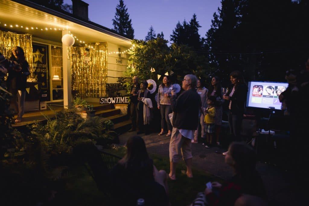 West Vancouver Foundation Movie Night 3