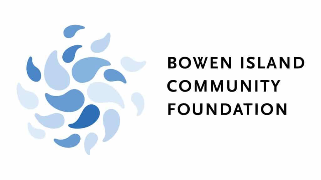 Bowen Island Community Foundation logo