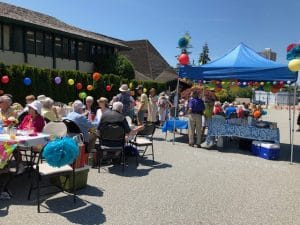West Vancouver Neighbourhood Picnic of the Century