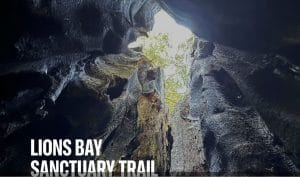 Lions bay Santuary Trail Cover