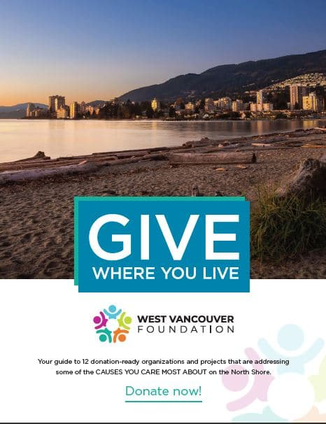 Give Where You Live Donate Cover