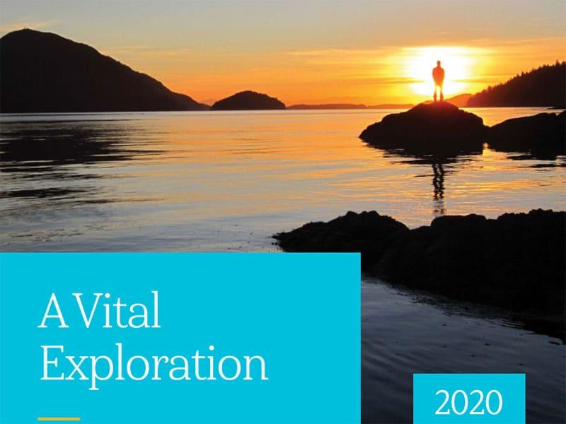 Vital Exploration 2020 cover